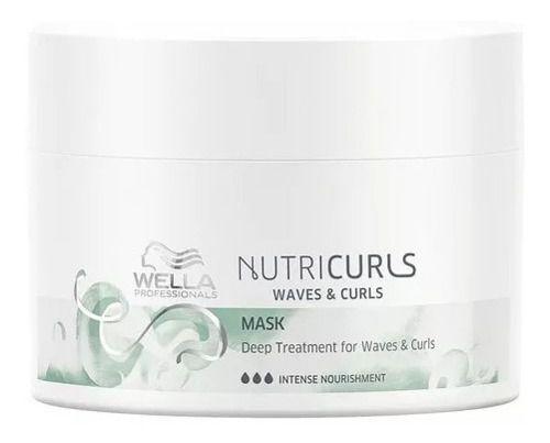Wella Nutricurls Mask Condicionante 150ml
