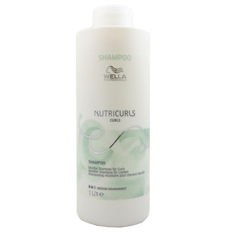 Shampoo Wella Nutricurls 1000ml