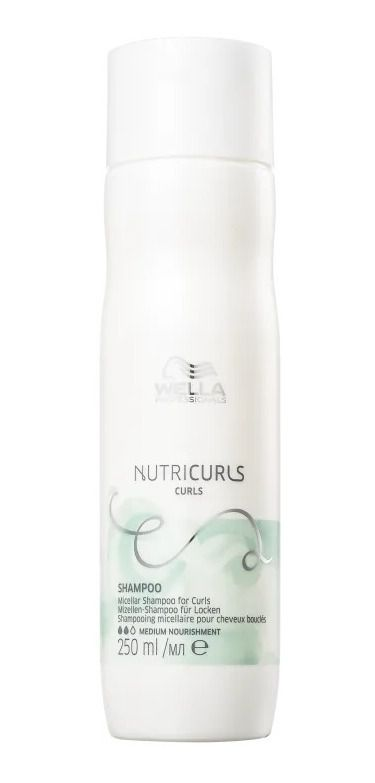 Shampoo Wella Nutricurls 250ml