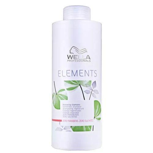 Shampoo Wella Elements Renewing 1000ml