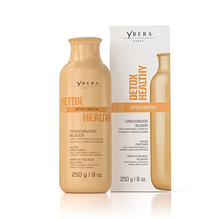 Ybera Detox Health Shampoo Manutenção 250ml