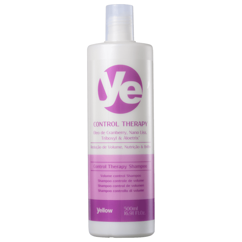 Yellow Ye Control Therapy Shampoo 500ml