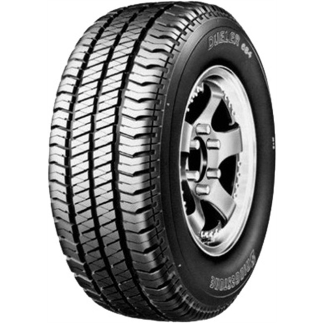 Pneu 205/70R15 Bridgestone Dueler H/T (Doblo, Idea, Palio, Jimny)