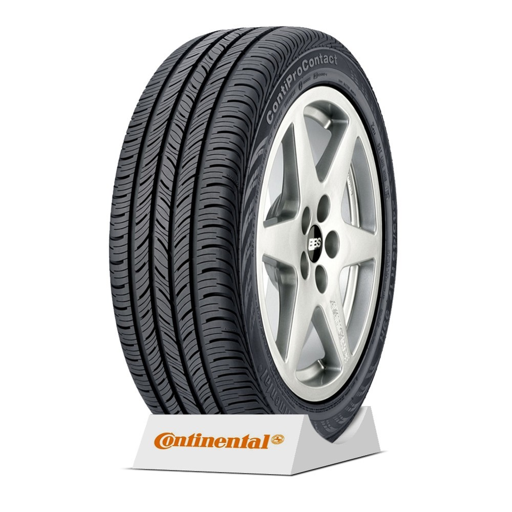 Pneu 215/55R18 Continental Pro contact pneu Tracker, Jeep Compass