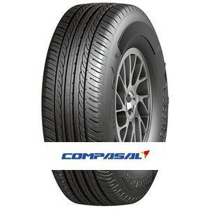 Pneu 185/60R15 Compasal Roadwear 84H (Citroen XZ, Palio, Uno, Escort, KA, Verona, LF520, Peugeot 306, Clio, Fox, Gol Golf, Logus, Parati, Polo, Saveiro)