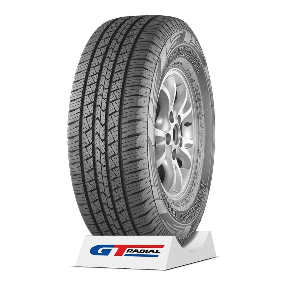 Pneu 265/60R18 GT Radial Savero HT2 109T (Hilux SW4, S-10, Mohave,TrailBlazer, Cherokee)