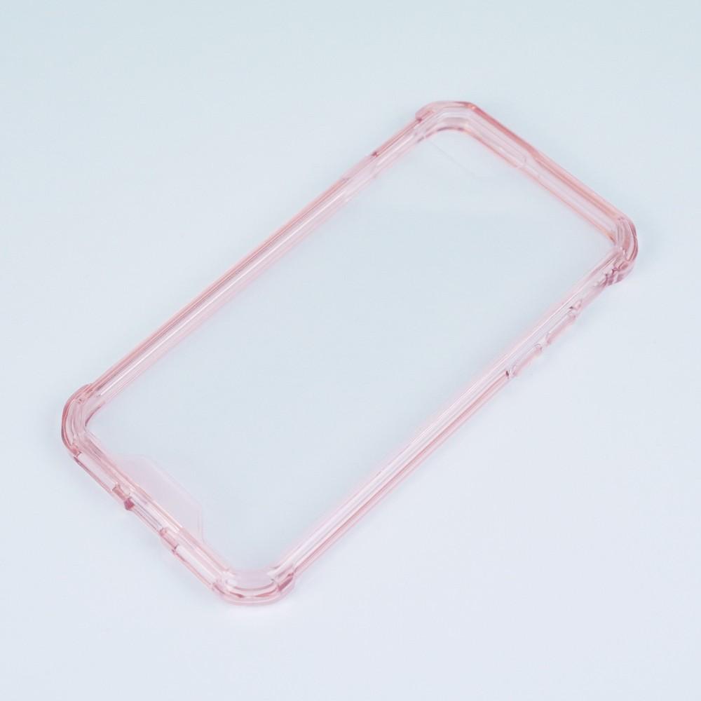 Capa Anti-Shock Armor para Smartphone cor pink (rosa)