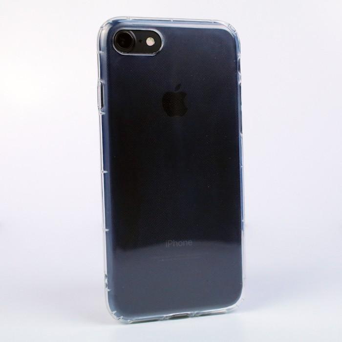 Capa Anti-Shock para Smartphone cor Clear (transparente)