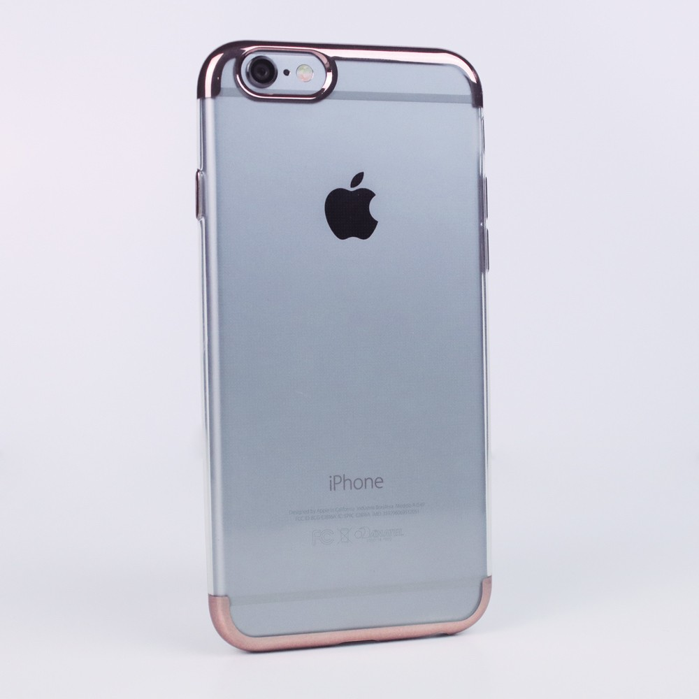 Capa para iPhone mod Style cor Rose Gold