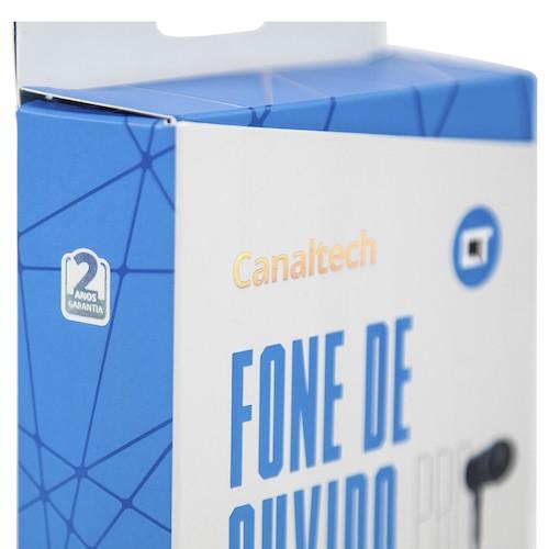 Fone de Ouvido Canaltech Pro