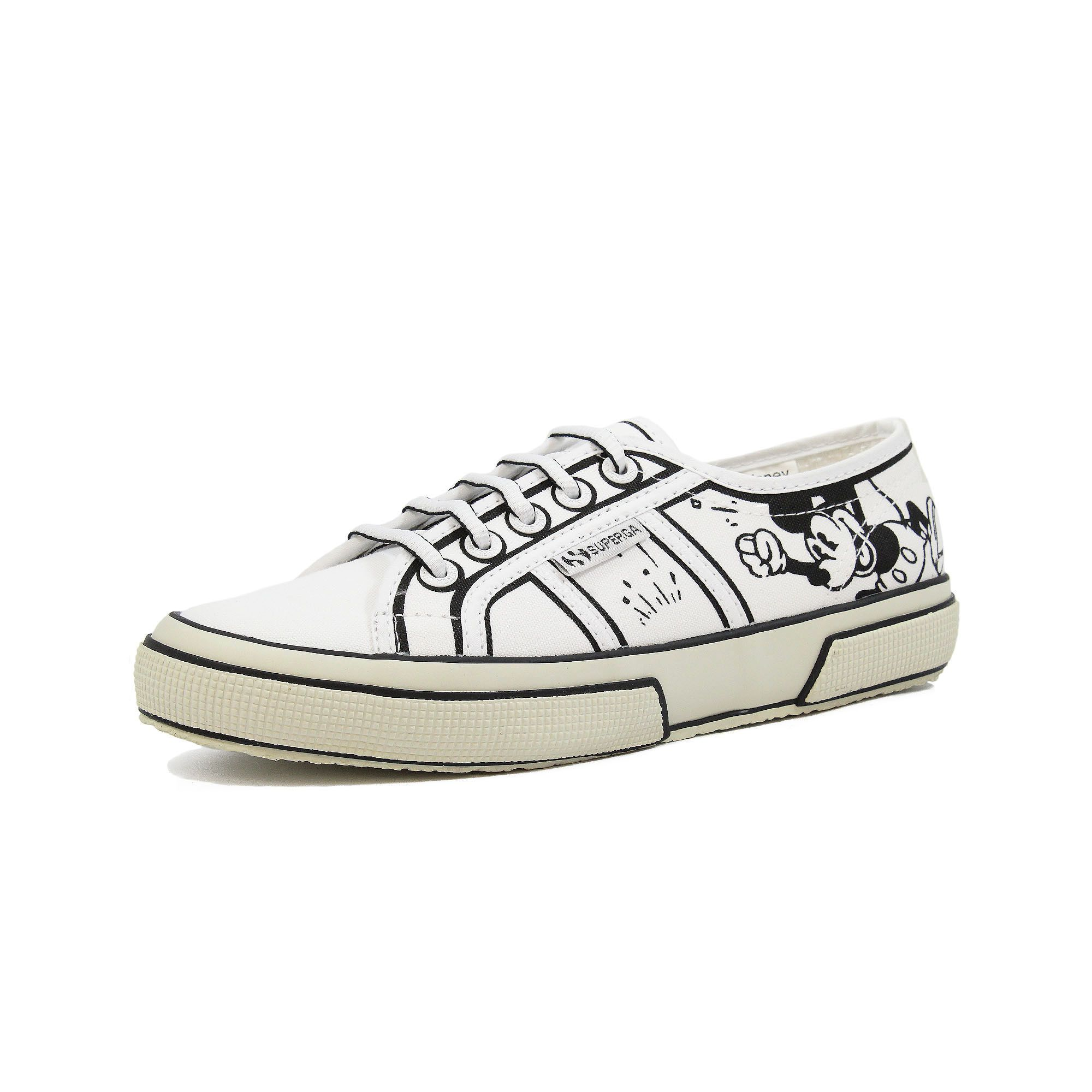 2750 CARTOON COMICSCOTU WHITE-BLACK