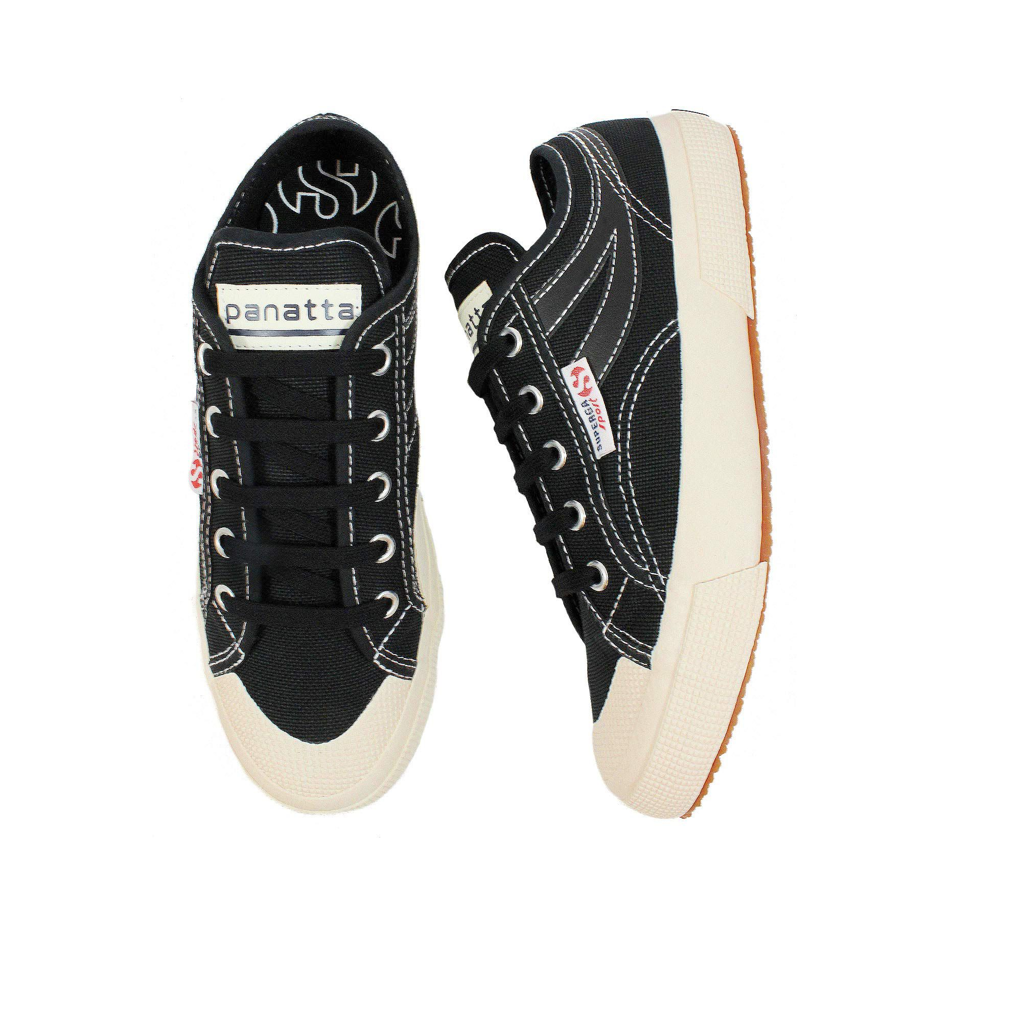 2750 COTU 2.0 PANATTA BLACK - WHITE