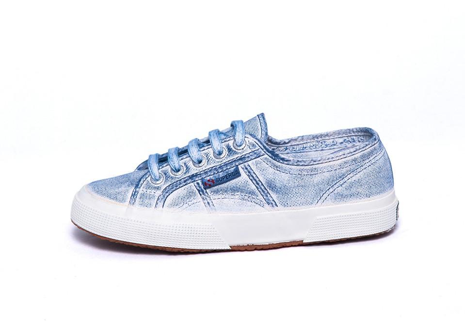 2750  COTU STONEWASH LV JEANS BLUE