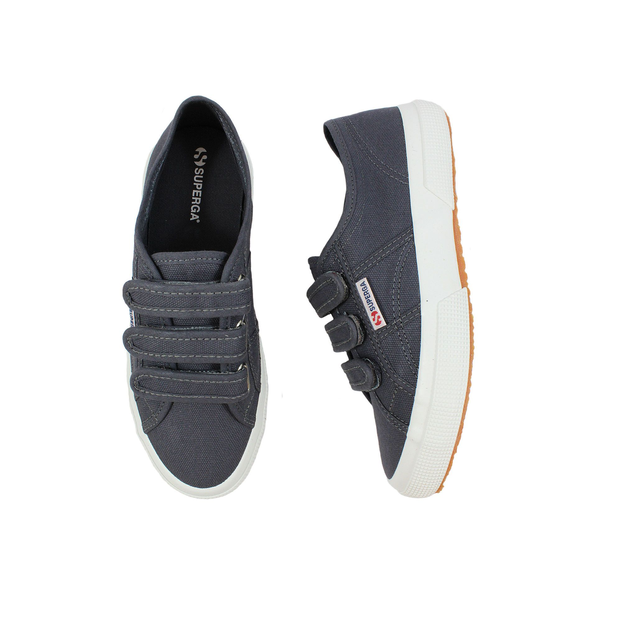 2750 VELCRO DARK GREY