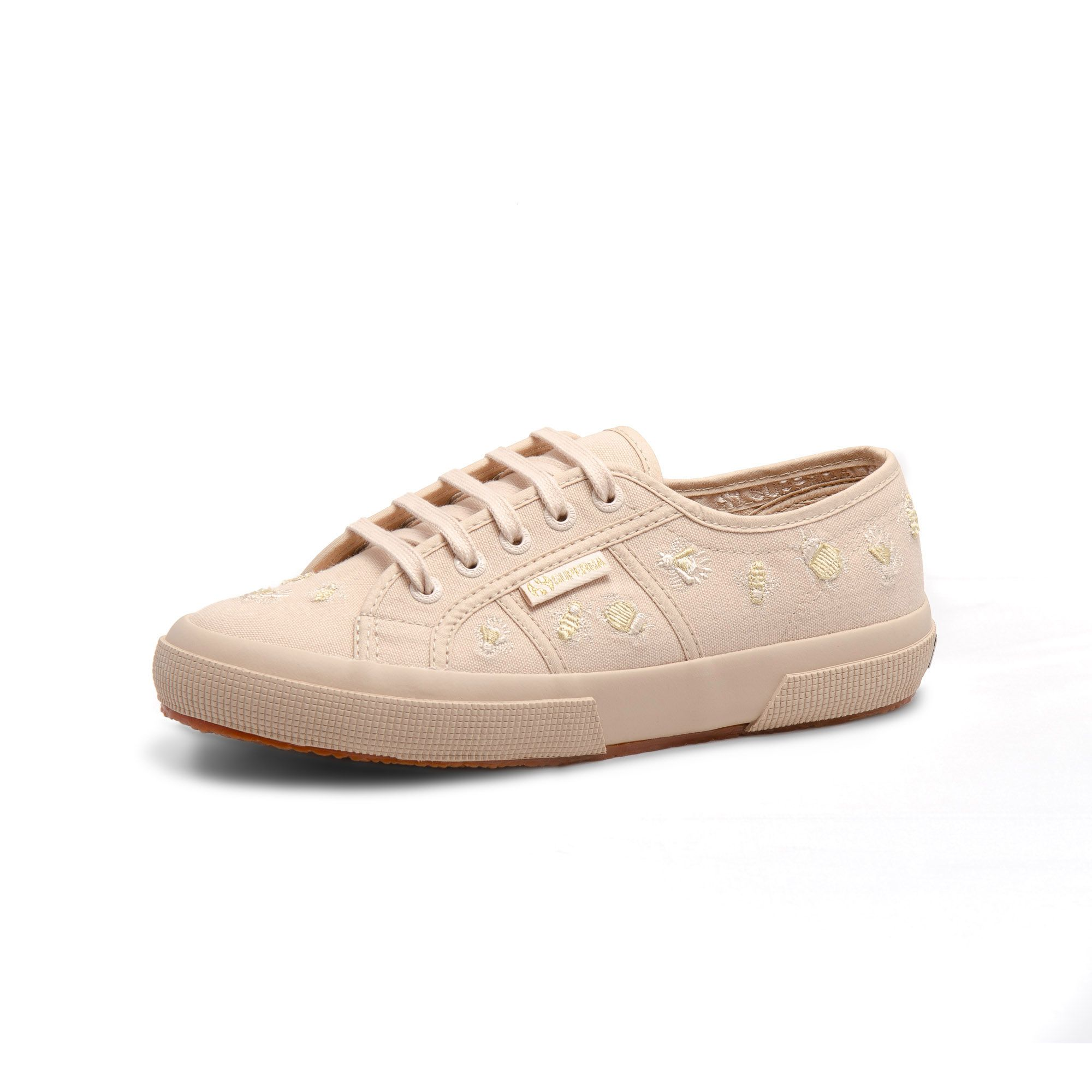 2750 INSECTEMBROIDER FULL BEIGE - GOLD