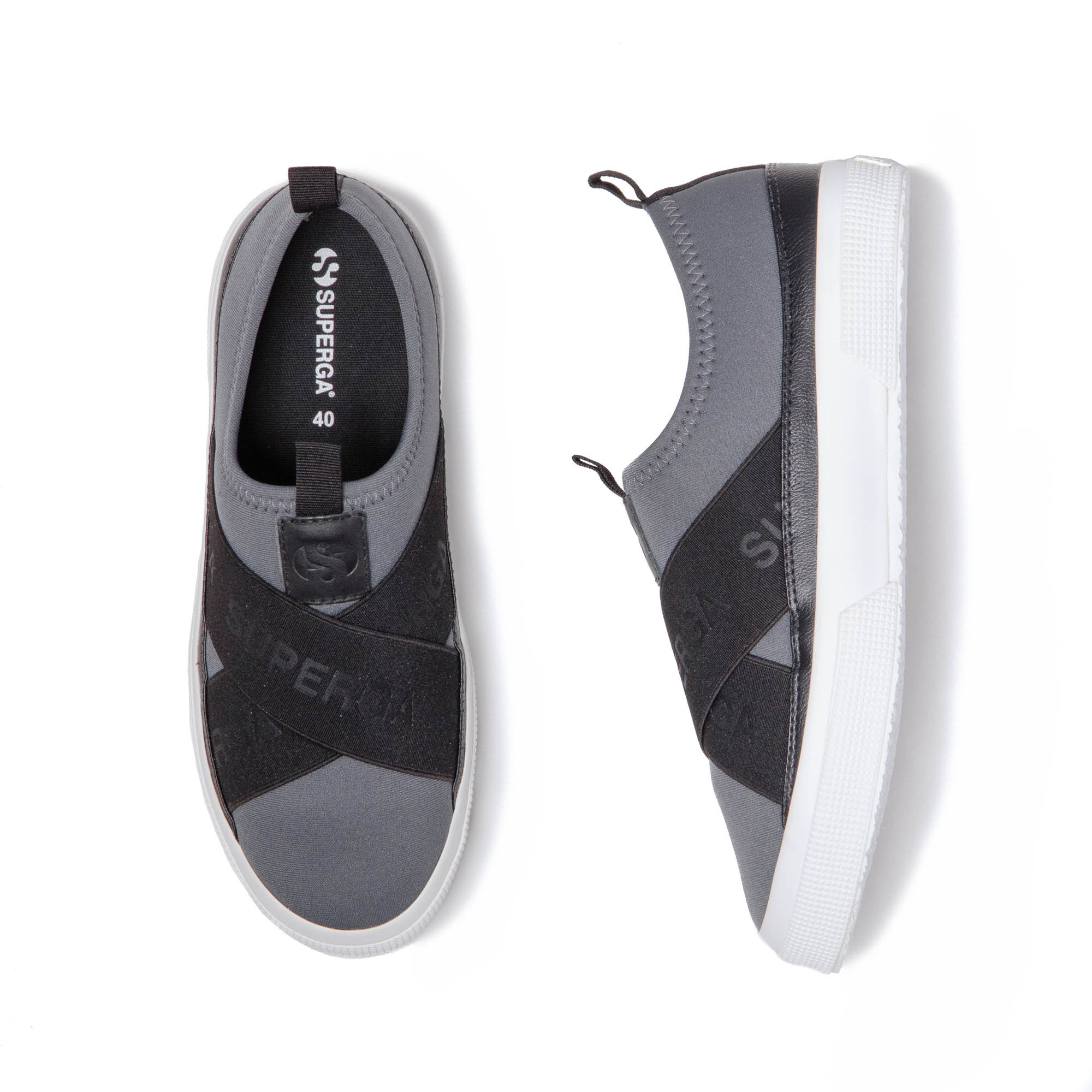 2750 NEO SLIP ON GRAFITE