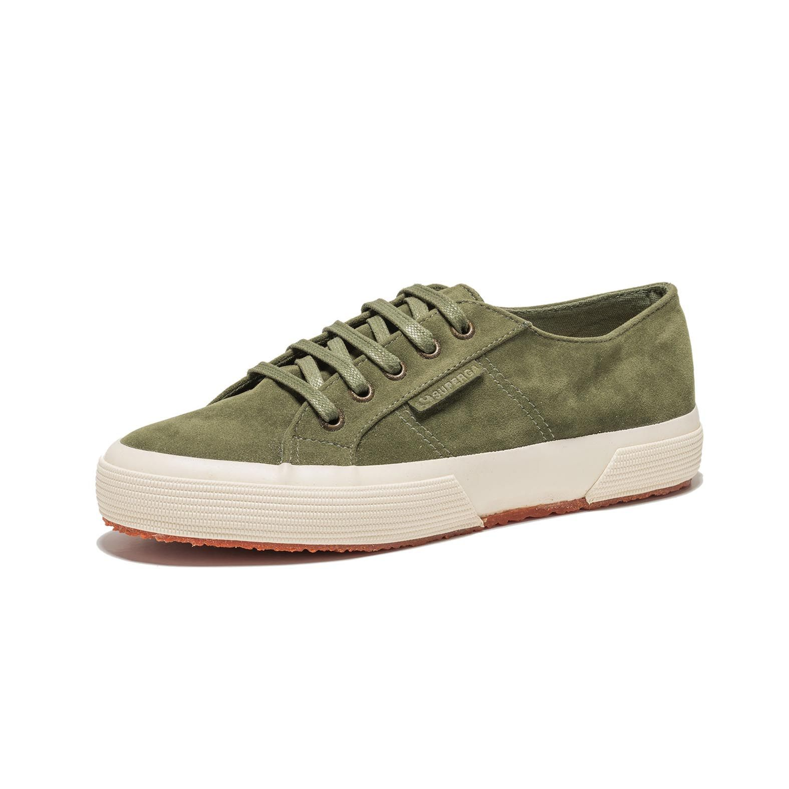 2750 SUMMER SUEDE MILITARY GREEN