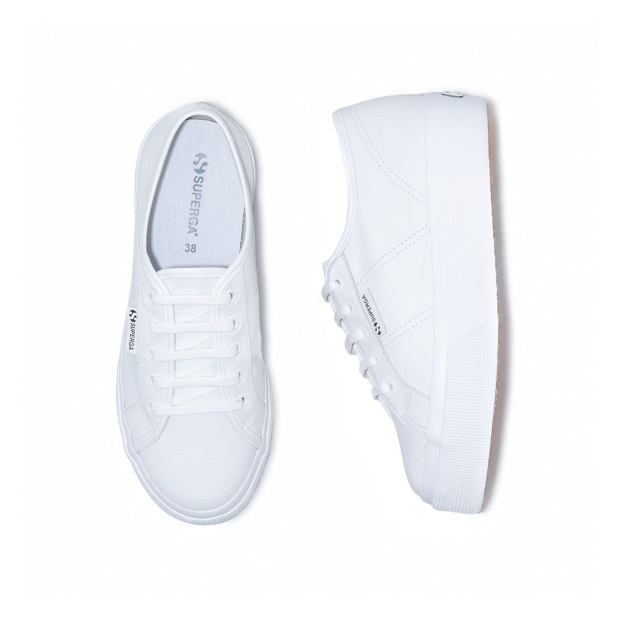 2790 LEATHER WHITE