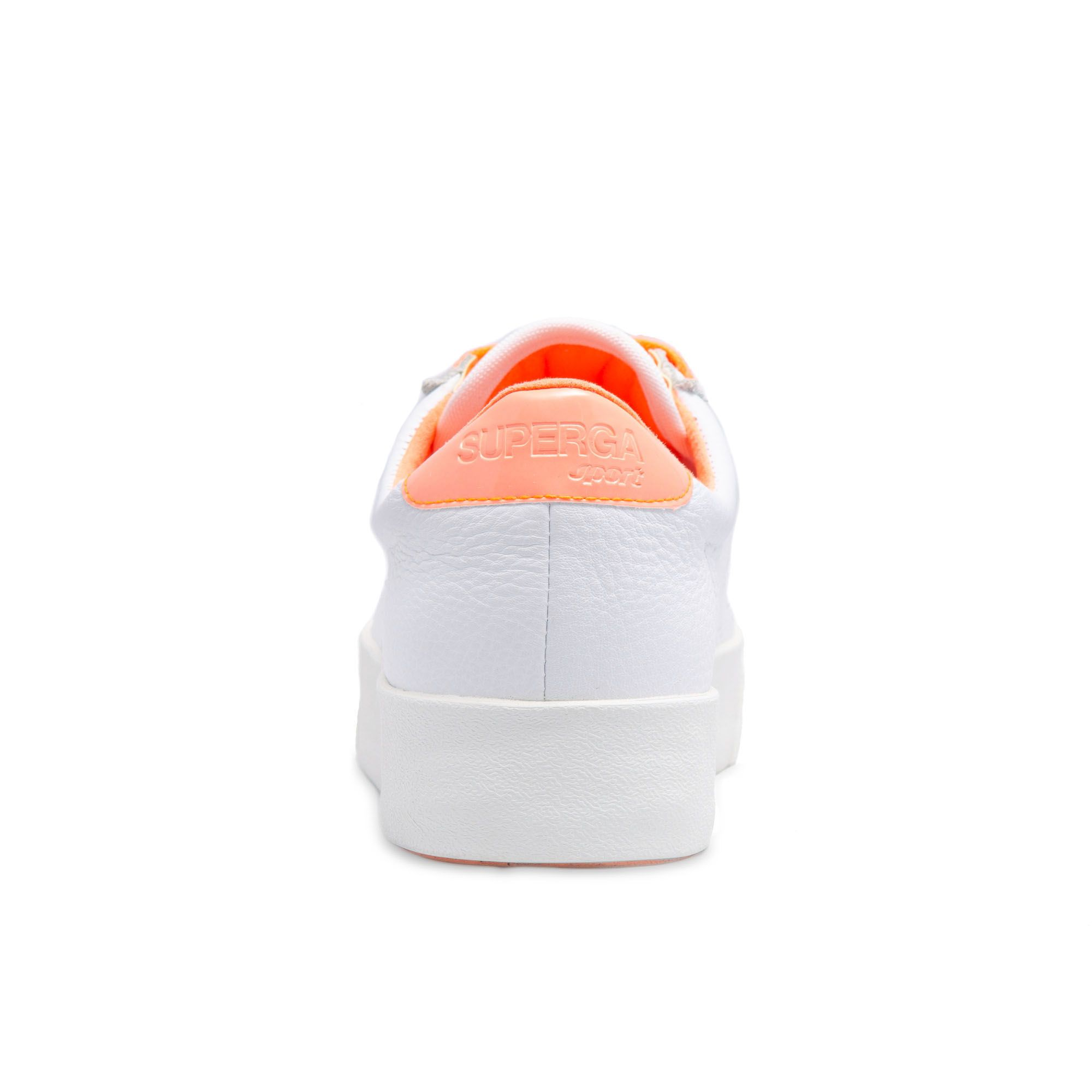 2854 CLUB 3 LEAW ORANGE FLUO