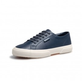 2750 LEATHER ELBA BLUE