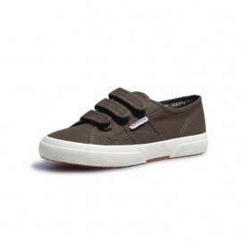 2750 VELCRO BROWN MILITARY