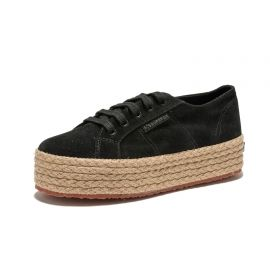 2790 SUMMER SUEDE JUTA BLACK