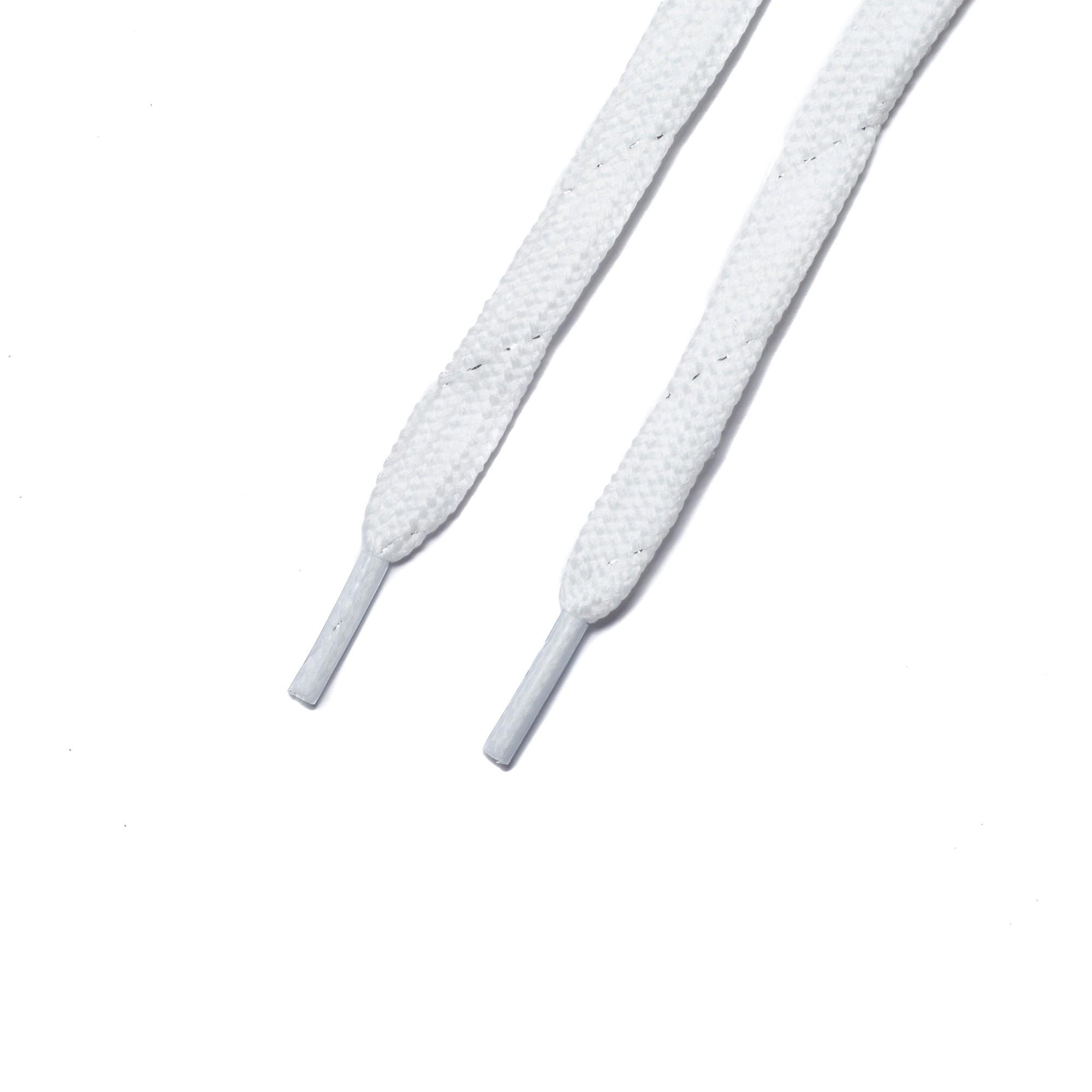 CADARÇO METALLIC STRIPES WHITE/SILVER