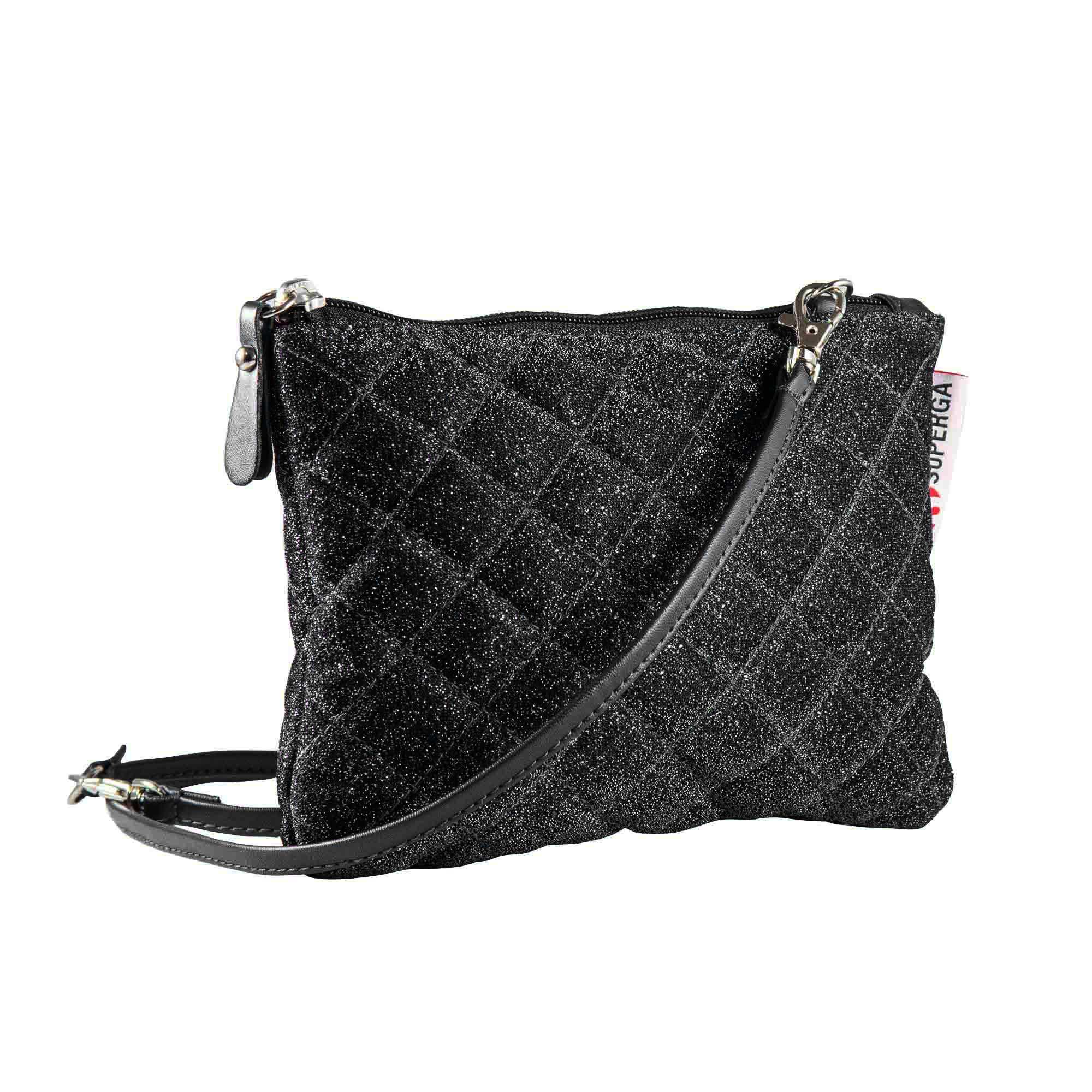 POCKET BAG AMALFI FANTASY BLACK