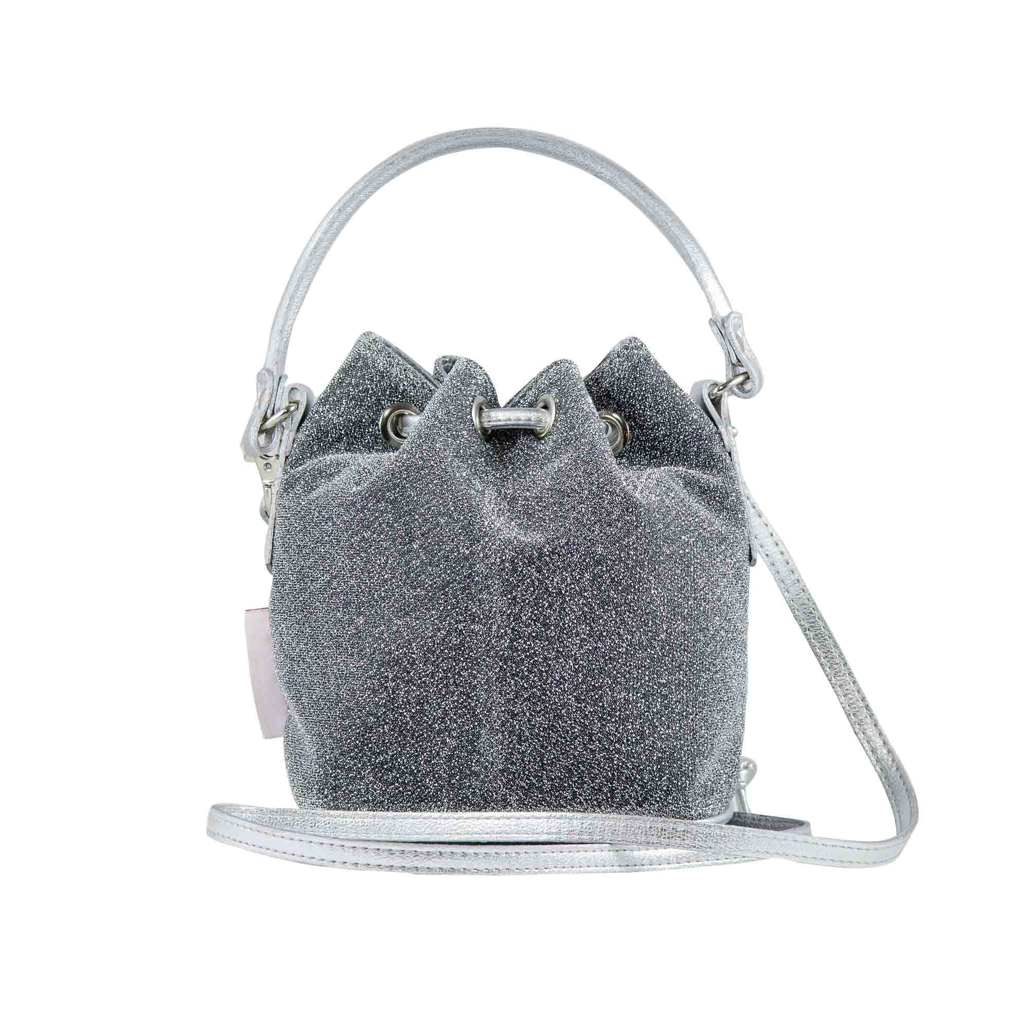 SHOULDER BAG FANTASY SICILIA PRATA