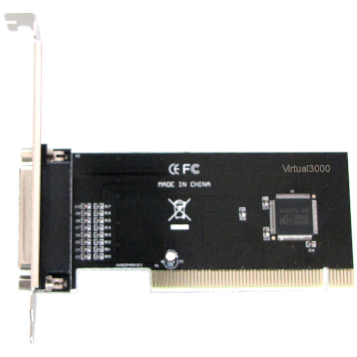Placa PCI Paralela