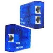 Duplicador e Filtro de Linha ADSL splitter
