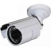Câmera Infra 24 leds Cmos Digital 1/3 420 Linhas + Suporte (TA-337C)
