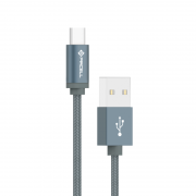 CABO DADOS USB TIPO C 1M - PMCELL CROMO879 CB-21-1M