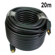 Cabo HDMI 20m Full Hd 1080p
