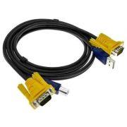 Cabo KVM (VGA+USB) 1,5m