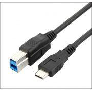 Cabo USB 3.0 | 2m Tipo C p/ BM | Oletech