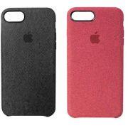 Capa Case Jeans Tecido Premium Iphone X