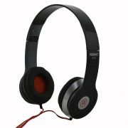 Fone Ouvido St�reo Headphone Dobr�vel A13 Preto