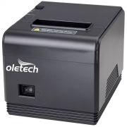 Impressora T�rmica USB 80mm Oletech OT450 (guilhotina)