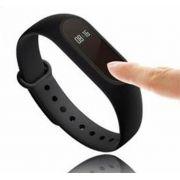 Relógio Medidor Inteligente Pulso Freqüência Cardíaca M2 Várias Cores