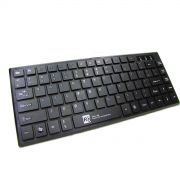 Teclado Preto USB MINI Chocolate R8 1812