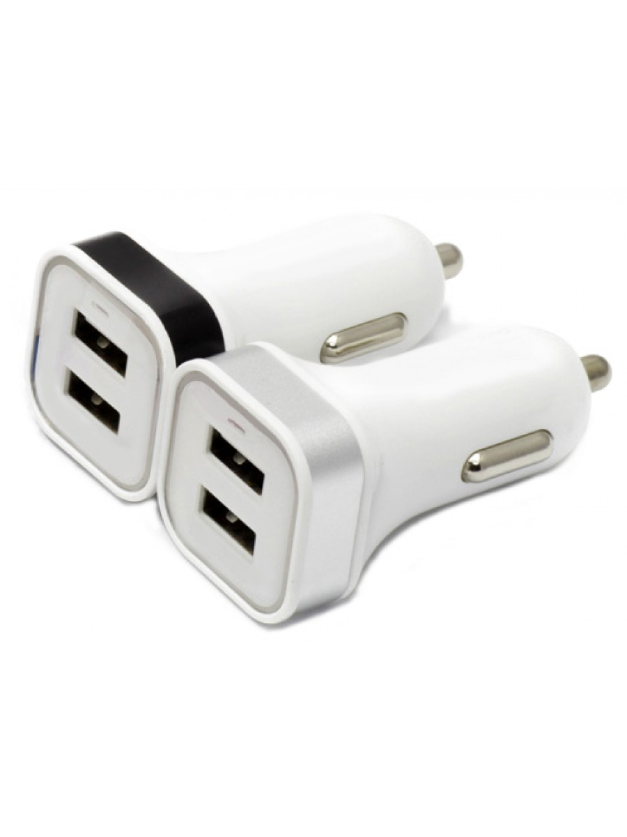 Carregador Veicular USB Duplo