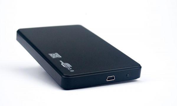 Case Externo 2,5 SATA USB p/ SSD HD Notebook