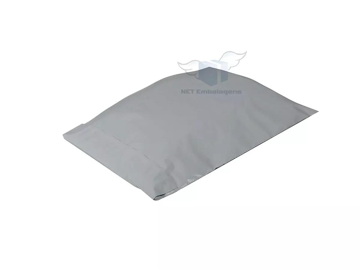 Envelope Plástico Segurança Lacre Tipo Sedex COM BOLHAS 20X20 (50 Unidades)