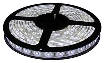 Fita de led 5M Prova D´água 12V Branco Puro (60 led/m) SMD 3528