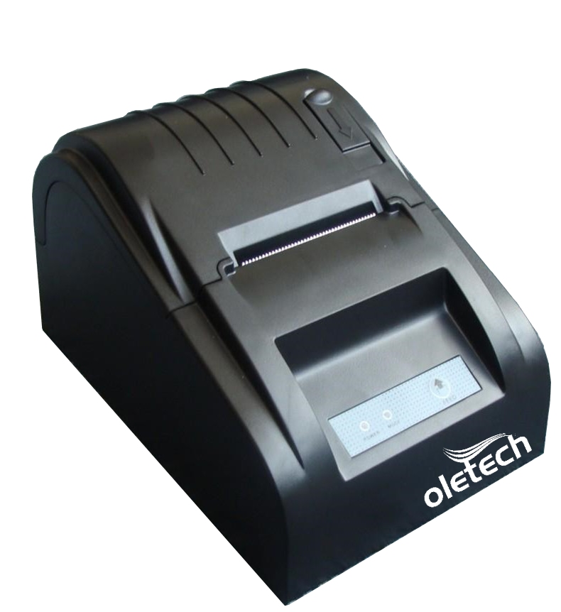 Impressora Térmica USB 57/58mm Oletech Não-Fiscal OT100 Slim