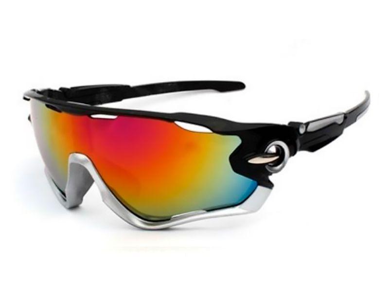 5996fcc27 Óculos De Sol Esportivo UV 400 Ciclismo Corrida Vôlei - Várias Cores - LIFE  PESCA - Sua Loja de ...
