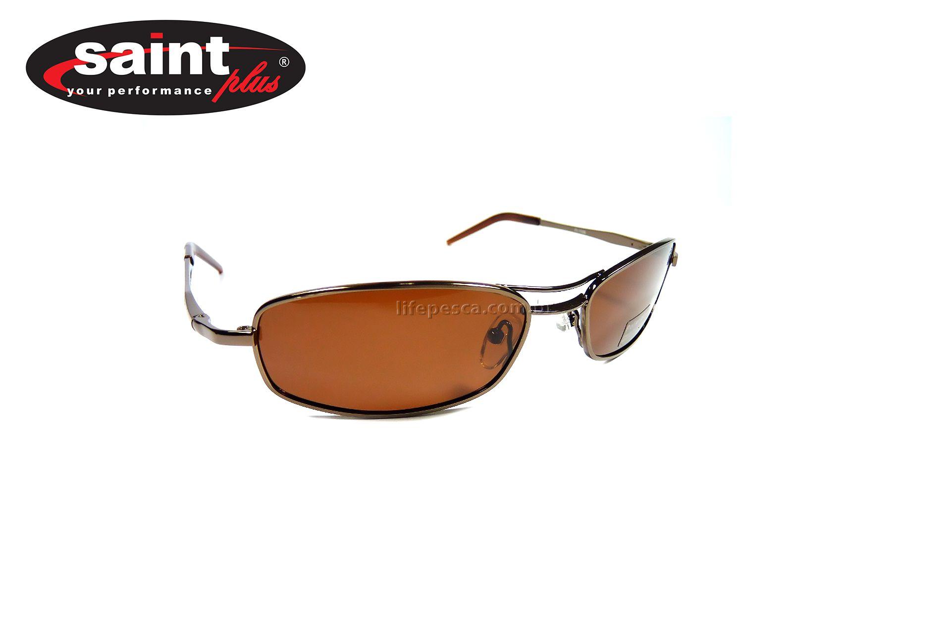 88b067aa2 Óculos Polarizado Saint 100% Proteção Uv - Aluminium 1004