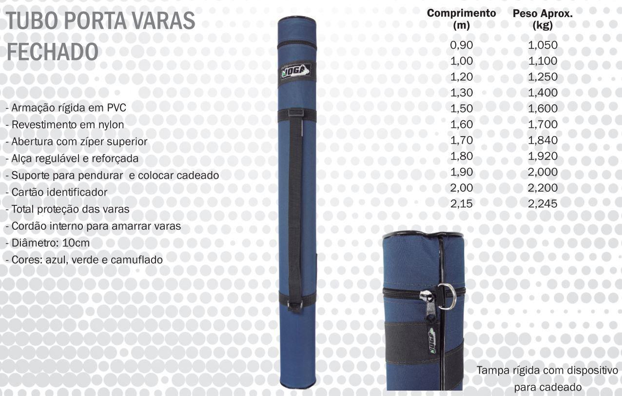 5070eb0eb Tubo Porta Varas Fechado Jogá - 2