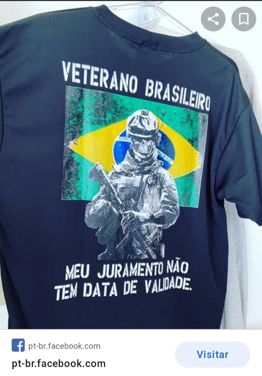 Camiseta Validade